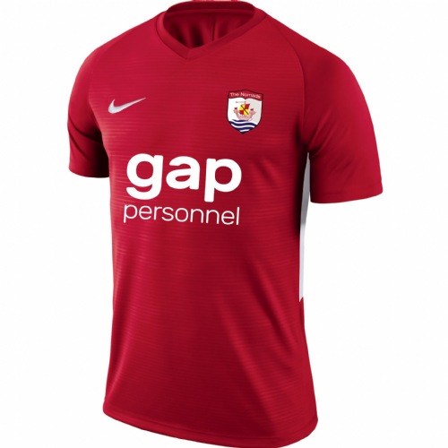NOMADS SUPPORTERS HOME SHIRT